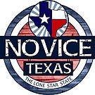 Novice Texas rustic wood circle by artisticattitud