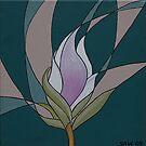Magnolia Bud by Susan A Wilson