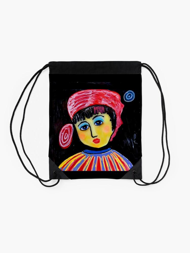 Alternate view of Josephine Drawstring Bag