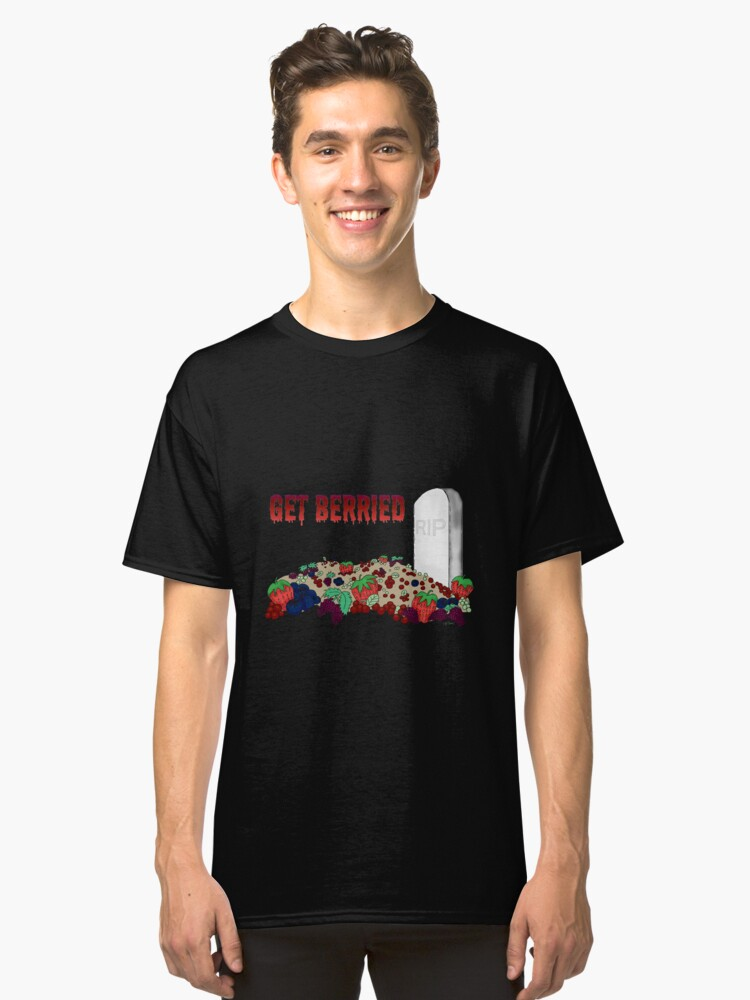 Get Berried 2 Classic T-Shirt Front
