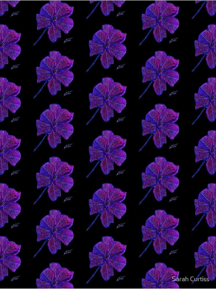 Purple Flower by GraceArt
