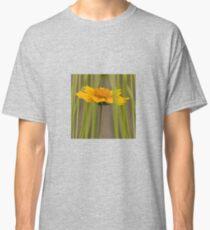 Splash of Yellow, Vibrant Lime Design Classic T-Shirt