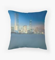 Surfers Paradise   Throw Pillow