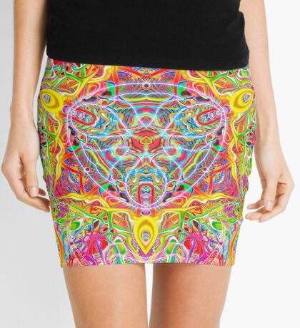 Triorta Mini Skirt