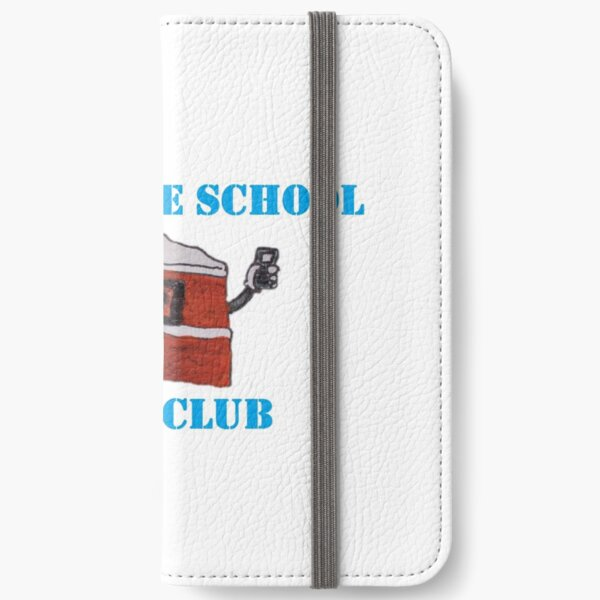 Carrot Cake iPhone Wallet