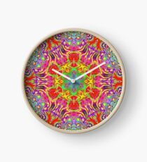 Ultraviolet Clock