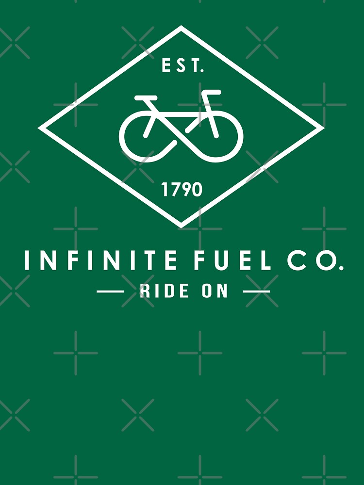Infinity Bicycle | Unisex T-Shirt