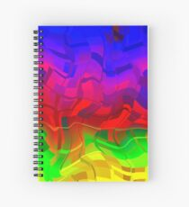 Gelatine Spiral Notebook
