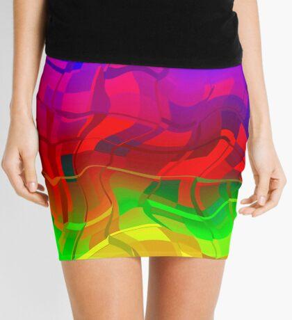 Gelatine Mini Skirt