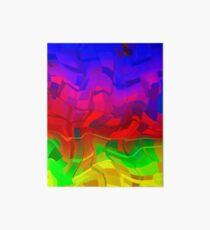 Gelatine Art Board