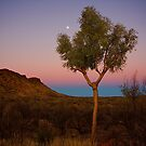 Wallaby Gap Sunset by Paul Moore