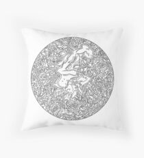 Velocilith Throw Pillow