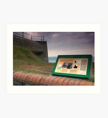 Guernsey tourism  Art Print