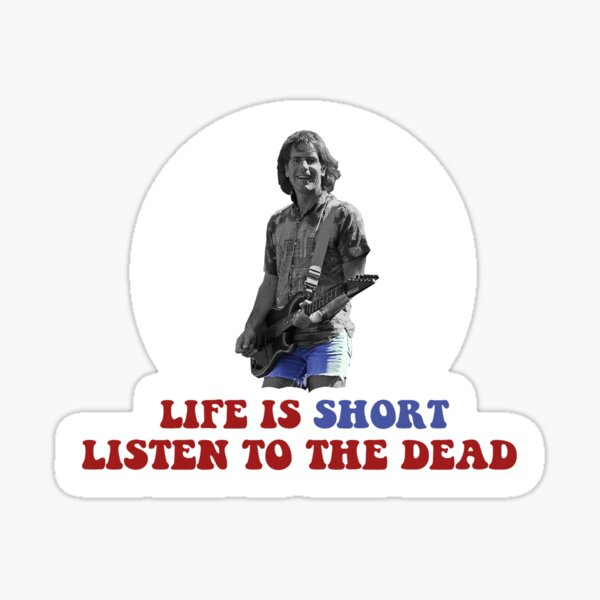 bobby shorts dead Sticker