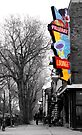Neon strip by Russ Styles
