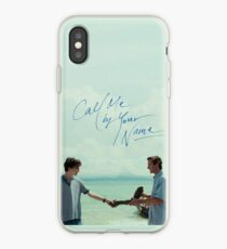 Call Me by Your Name - Classic Handshake iPhone Case