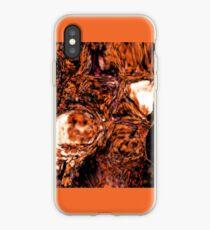 LIQUIFIED BARK iPhone Case