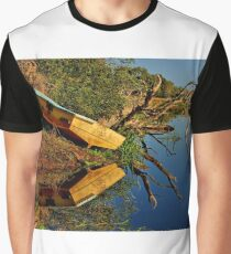 """""""Creekside Reflections"""" Graphic T-Shirt"""