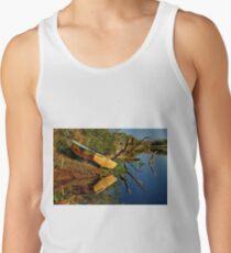 """Creekside Reflections"" Men's Tank Top"