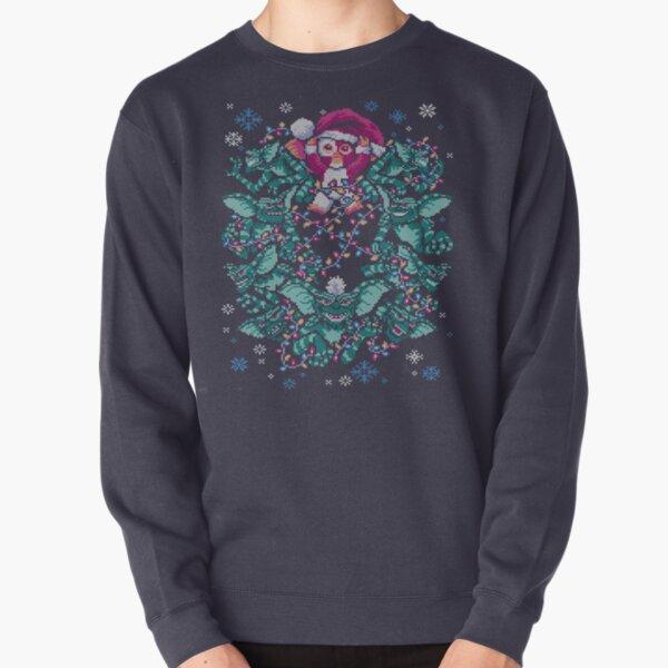 We Wish You a Gremlin Christmas Pullover Sweatshirt
