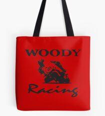 Woody Racing Tote Bag