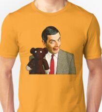 Mr. Bean and Teddy Art Unisex T-Shirt