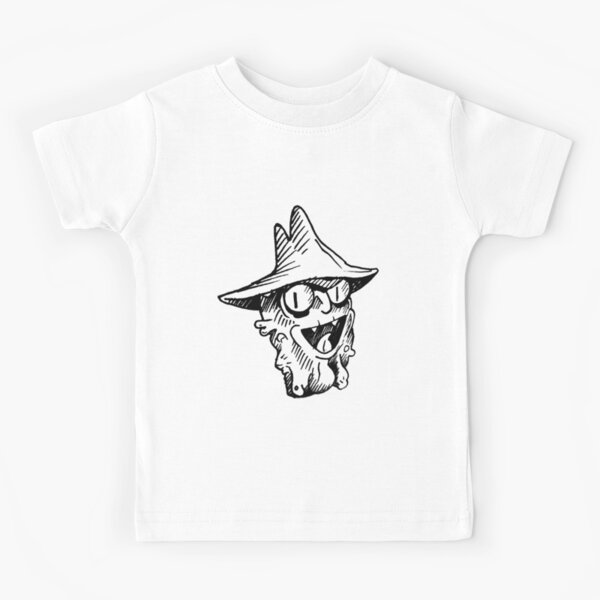 Sketchy Scary Terry from Rick and Morty™ Kids T-Shirt
