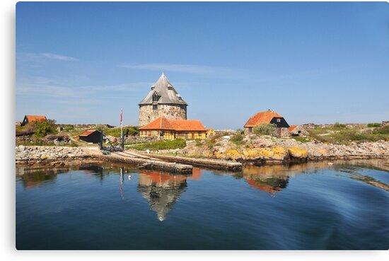 Christiansø by Heather Thorsen