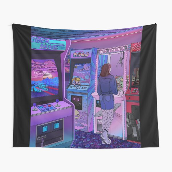 Arcade Tapestry