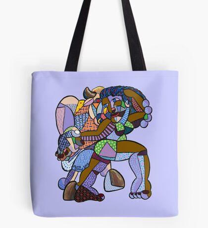 Minotaurentanz Tote Bag