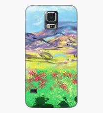 Bluebirds fly again Case/Skin for Samsung Galaxy