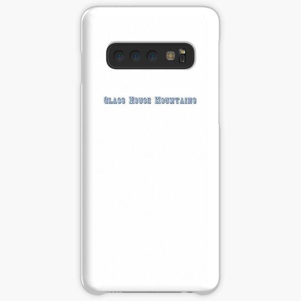 glass house mountains Samsung Galaxy Snap Case