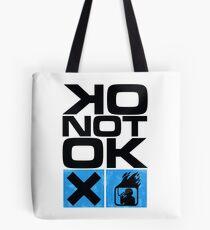 Radiohead - OKNOTOK Tote Bag