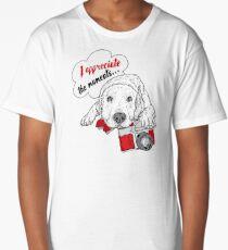 Labrador photographer art Long T-Shirt