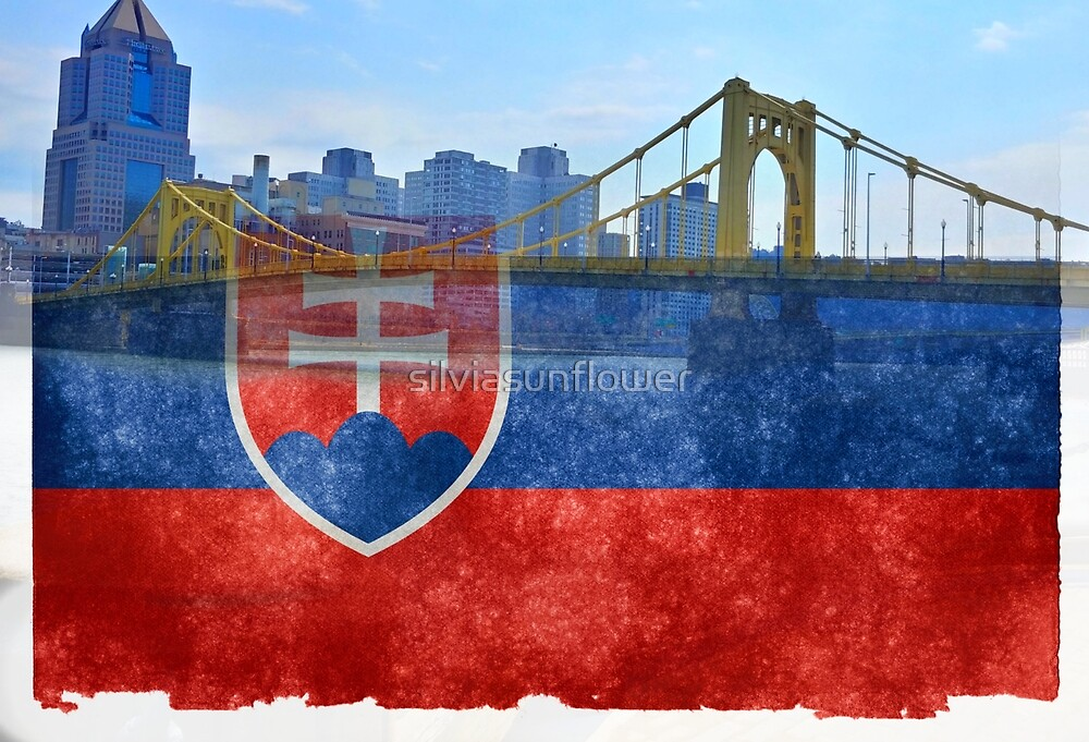 Slovak in Pittsburgh.  by silviasunflower