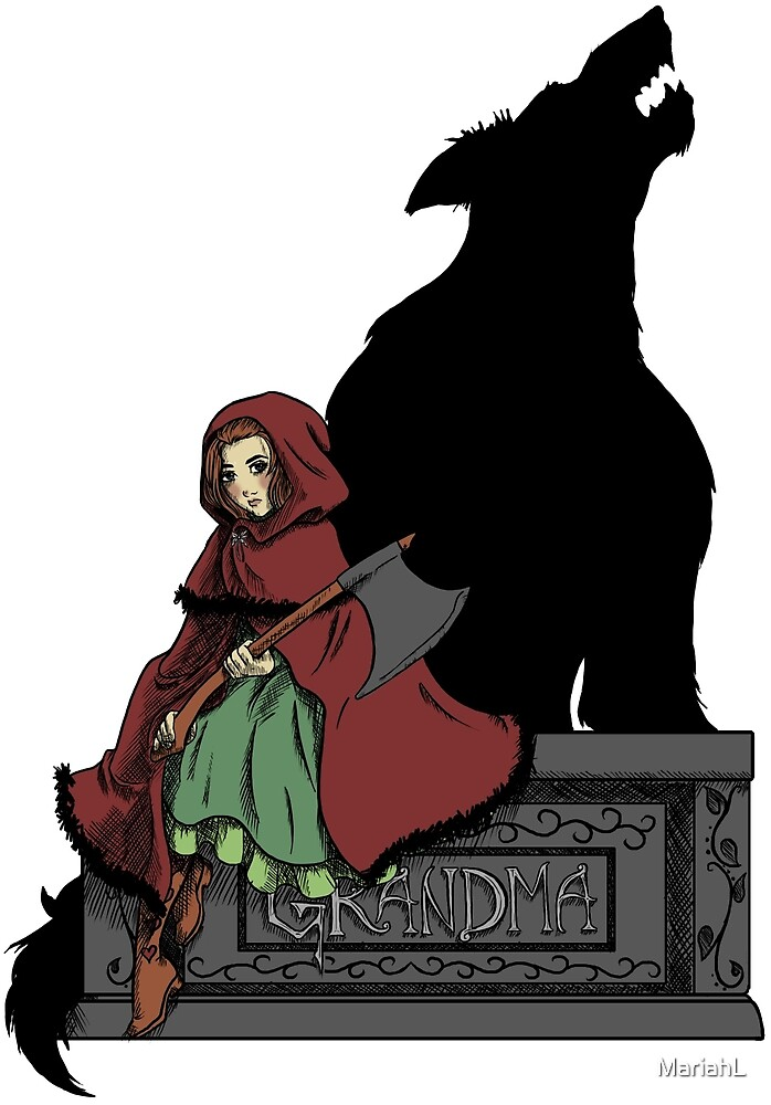Red Riding Hood by MariahL