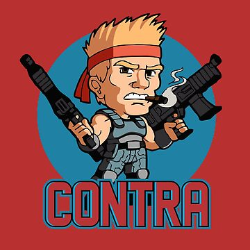 Contra Old Style by laginoww