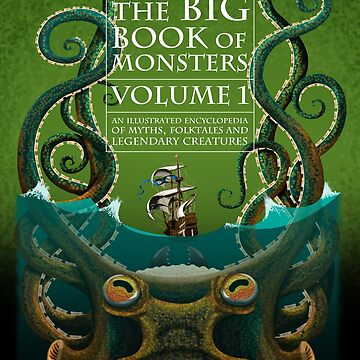 The Big Book of Monsters Volume 1 by Chad O'Dell Roberts by RoguePlanets