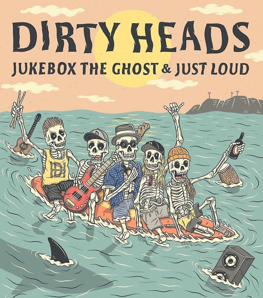 utari dirty tour 2018 jukebox heads by Spraguen32