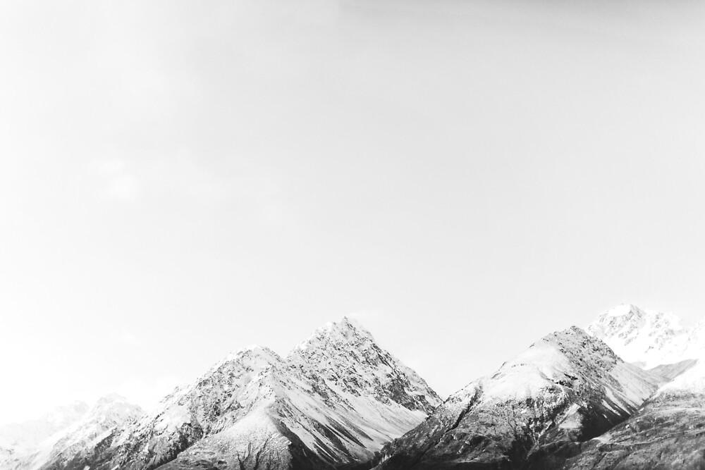 Aoraki / Mount Cook by adventuremagic