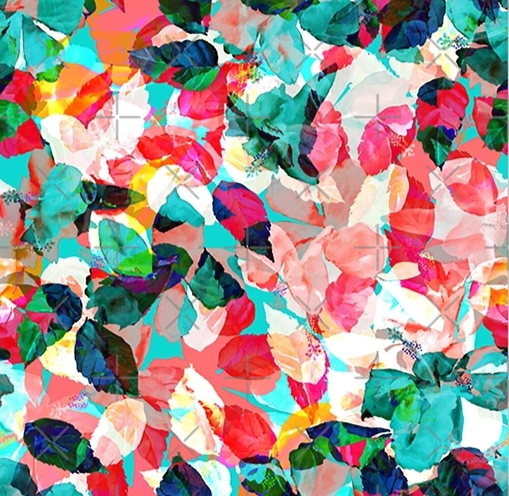 Flower print  by Mobbsy99
