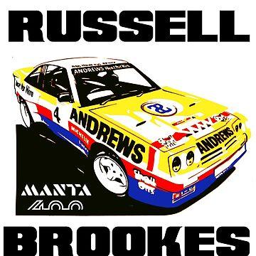 Russell manta 400 by purpletwinturbo