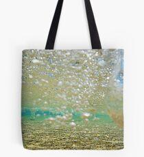 Bubbles Below Tote Bag