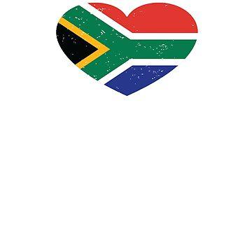 South African Saffa T Shirt Eish Boet Zulu by antzyzzz
