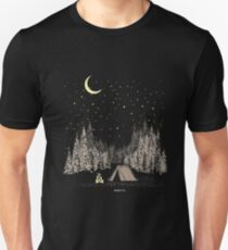 into the wild camper gift Unisex T-Shirt