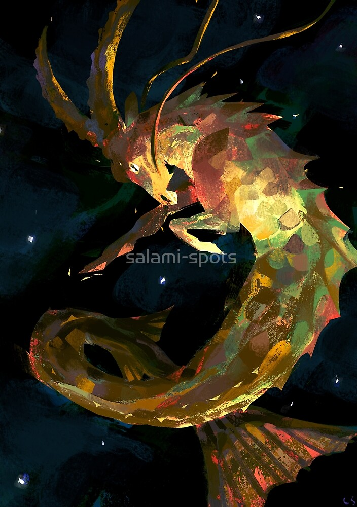 capricorn merm by salami-spots