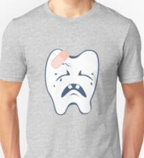 Toothy Feel Pain Unisex T-Shirt