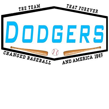 Dodgers Game fan T-shirt for fan of baseball tee by ElwardanyGroup