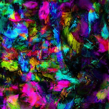 Abstract color fusion by SILVERAPPLE