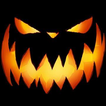Smiling Pumpkin by VanHand